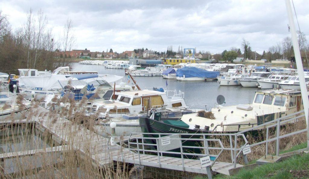 Saint-Jean-de-Losne, de eerste rivierhaven van Frankrijk